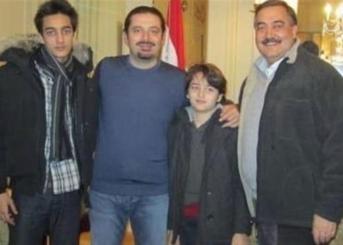 عائلة الشهيد وسام الحسن: شكرا لكل من واسانا وخصوصا الحريري