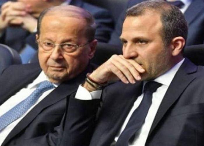 انتفاضة في عائلة الرئيس اللبناني ضد جبران باسيل